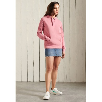 Superdry BOHEMIAN CRAFTED  Hoodie dusty rose/pink