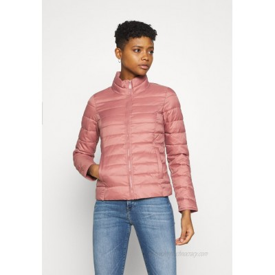 ONLY ONLNEWTAHOE QUILTED JACKET Light jacket withered rose/pink