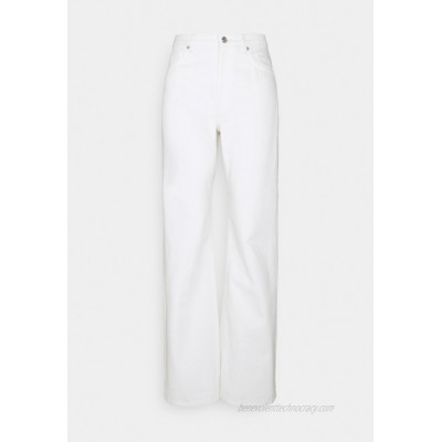NAKD FULL LENGTH  Relaxed fit jeans ecru/offwhite