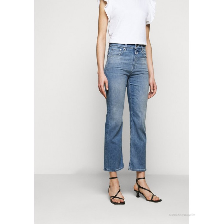CLOSED BAYLIN Flared Jeans mid blue/blue