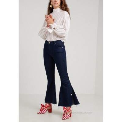 Mother of Pearl ASHLEY Bootcut jeans navy/blue denim