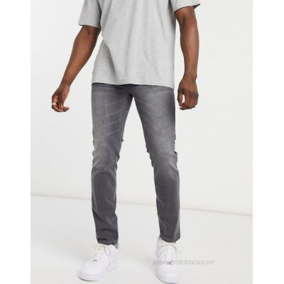 New Look slim jeans in washed grey