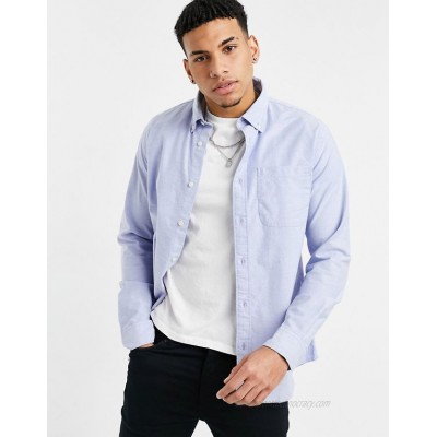 Selected Homme oxford shirt in light blue